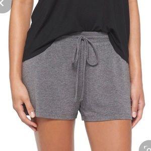 Pajamas shorts (black)